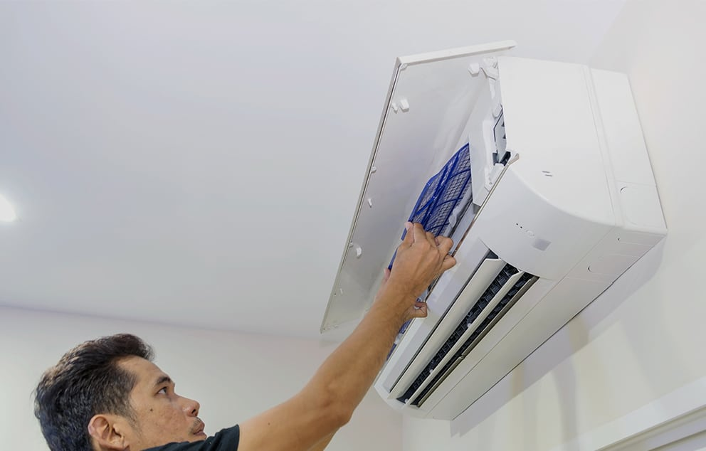 How-to-Reduce-The-Noise-Of-An-Air-Conditioner